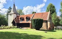 Greensted Church