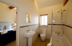 Swallows nest en-suite bathroom
