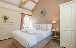 Owl's Roost bedroom