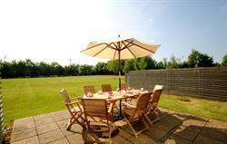 Swallow garden terrace