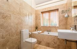 Avocet family bathroom