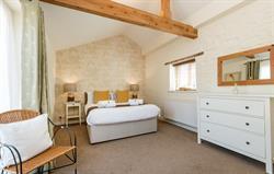 Owl cottage bedroom 1