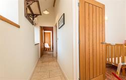Coot Cottage hallway