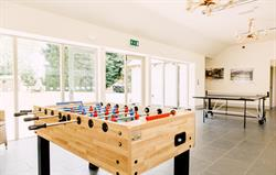 Lodge - Games Room