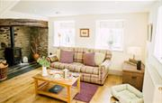 Gillies Cottage Living Room