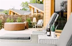 Lagom private decking