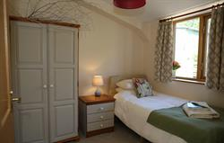 Great Western Lodge: single bedroom