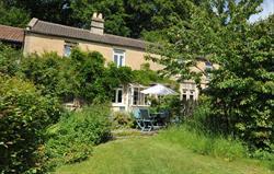 Brooks' View and upper garden