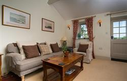 Garth Iwrch Living Room