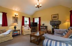 Ty Newydd Living Room