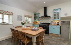Ty Newydd Kitchen