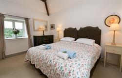Ty Newydd Bedroom 1