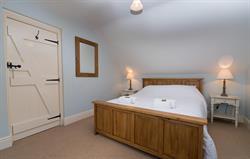 Tyddyn Derwen Master Bedroom
