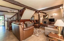 Scafell Cottage Living Room