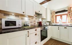 Hardknott Cottage Brand New Kitchen