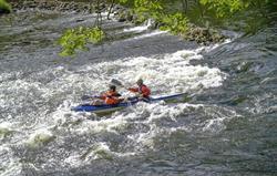 Canoe River Wye