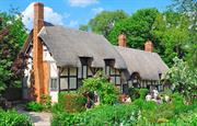 Anne Hathaway's Cottage and Garden
