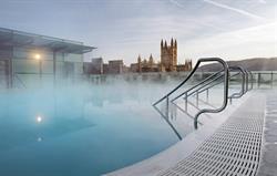 Thermae Bath Spa 10 mins walk