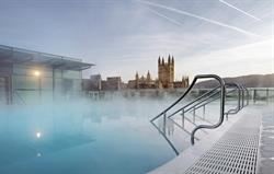 Thermae Bath Spa- 12 mins walk