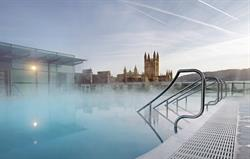 Thermae Bath Spa- 12  mins drive