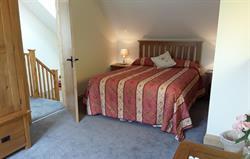 Teifi Double Bedroom