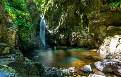 Hike to Stanley Ghyll Waterfall
