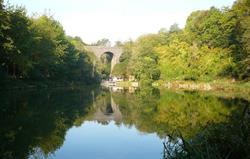 Tucking Mill Reservoir  5 mins walk