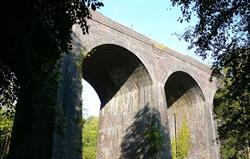 Tucking Mill Viaduct  5 mins away