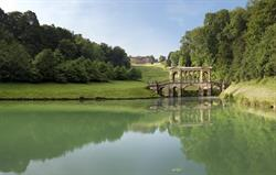 Restored Gardens at Prior Park