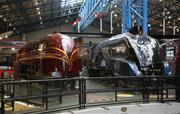 Engines Railway museum