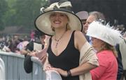 Bonnets at York races