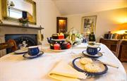 Afternoon tea at The Coach House