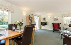 The Lodge sitting room